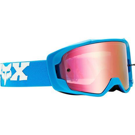 _Occhiali Fox Zebra Blu | 22881-559 | Greenland MX_