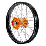 _Ruota Posteriore Talon-Excel KTM SX/SXF 12-.. Husqv. FC/TC 16-.. (Asse 25mm) 12-14 Arancione/Nero   TW693PORBK   Greenland MX_