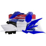 _Kit Plastiche Polisport Yamaha YZ 250 F 10-13 OEM | 90272 | Greenland MX_