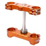 _Piastre Forcella Neken Standard KTM SX 65 13-17 (Offset Original) Arancione | 0603-0642 | Greenland MX_