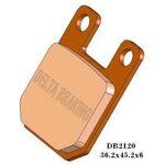 _Pastiglie Freno Anteriore  Beta RR 50 Motard 09-12 Standard | DB2120 | Greenland MX_