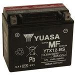 _Batteria Senza Mantuntenzione Yuasa YTX12-BS | BY-YTX12BS | Greenland MX_