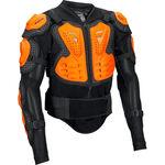 _Pettorina Protezione Completa Fox Titan Sport Nero/Arancione | 10050-016-P | Greenland MX_