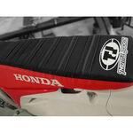 _Coppertina Sella TJ Honda CRF 250 10-13 CRF 450 R 09-12 USA Rosso-Nero | ST0911CRFBTSR | Greenland MX_