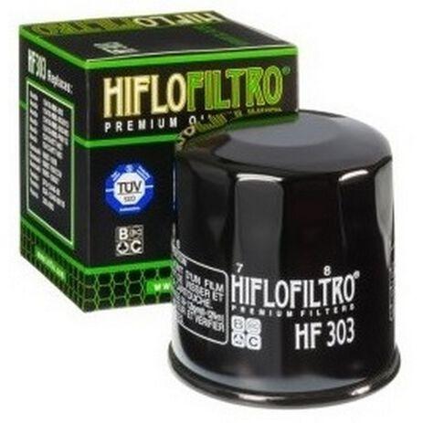 _Filtro Olio Hiflofiltro Yamaha YFM 660 Grizzly 03-04   HF303   Greenland MX_
