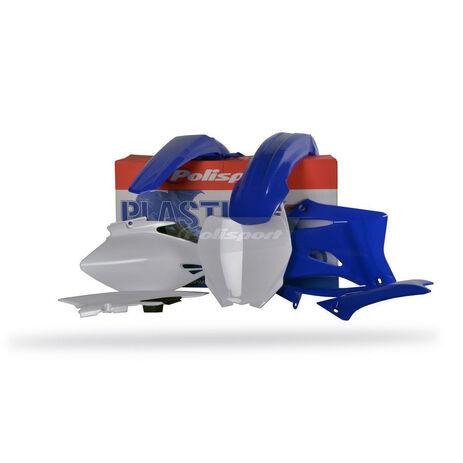 _Kit Plastiche Polisport Yamaha YZ 250/450 F 06-09 | 90117 | Greenland MX_