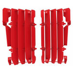 _Kit Griglie Radiatore Beta RR 2T/4T 13-18 Rosso | 8454400001 | Greenland MX_