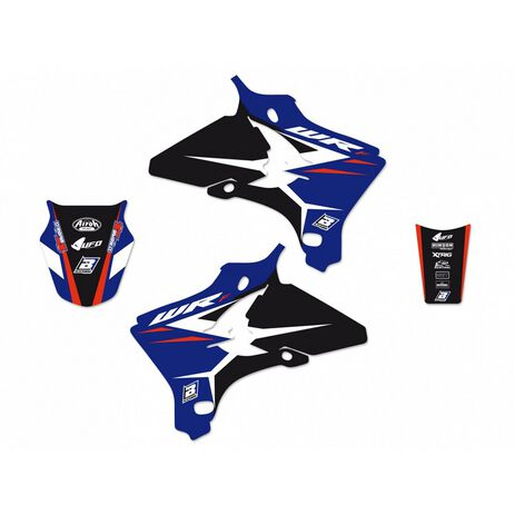 _Kit Adesivi Blackbird Dream 4 Yamaha WR 250/450 F 05-06 | 2229N | Greenland MX_