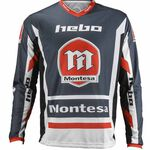 _Maglia Hebo Montesa Classic III | HE2163G-P | Greenland MX_