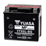 _Batteria Senza Mantuntenzione Yuasa YTX5L-BS | BY-YTX5LBS | Greenland MX_