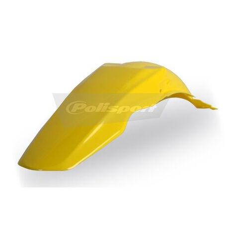 _Parafango Posteriore Suzuki RM 125/250 01-08 Giallo | 8560200001 | Greenland MX_