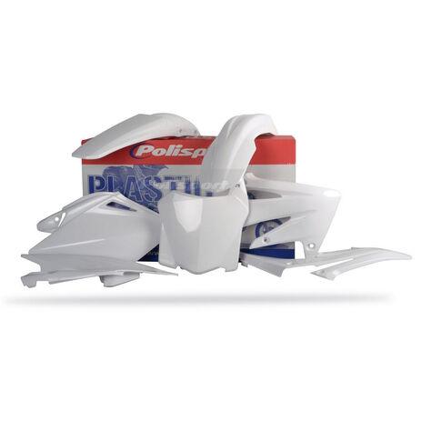 _Kit Plastiche Polisport CRF 250 08 Bianco | 90143 | Greenland MX_