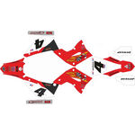 Kit Completo Adesivi  Kit Restyling Polisport Honda CR 125/250 R 02-07, , hi-res