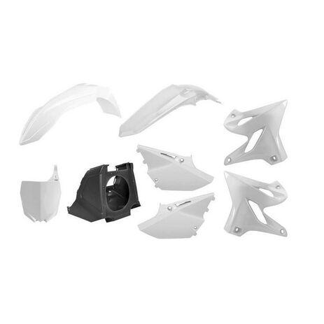 _Kit Plastiche Polisport MX Restyling Yamaha YZ 125/250 02-14 a 15-18 | 90717-P | Greenland MX_