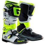_Stivali Gaerne SG12 Limited Edition Bianco/Giallo Fluor | 2174-051 | Greenland MX_