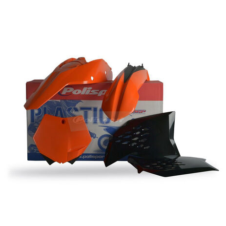 _Kit Plastiche Polisport KTM SX 07-10 SXF 07-10 EXC 08-11 EXCF 08-11 | 90121 | Greenland MX_