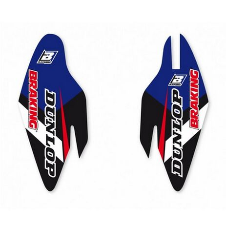 _Kit Adesivi Parasteli Forcella Blackbird Dream 4 Yamaha YZ 125-/250 15-20 YZ 450 F 10-17 | 5237N | Greenland MX_