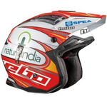 _Casco Trial Hebo Zone 4 Toni Bou Replica Bianco | HC1023B | Greenland MX_