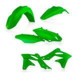 _Kit Plastica Acerbis Kawasaki KX 250 F 13-16 Verde Fluor | 0016878.131-P | Greenland MX_