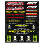 _Kit Adesivi 4MX Pro Circuit | 01KITA608 | Greenland MX_