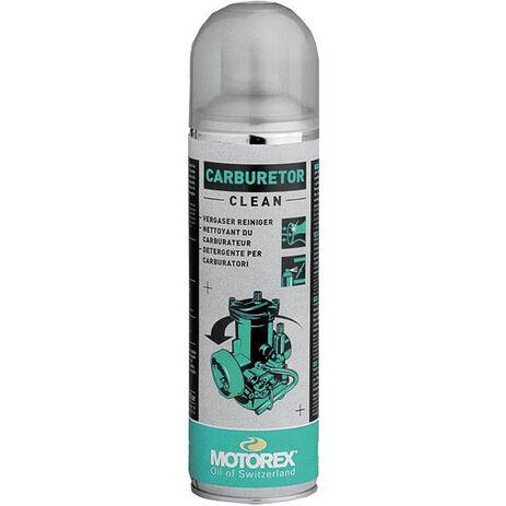 _Detergente Pulizia Carburatori Motorex Spray 500 Ml | MT178F00PM | Greenland MX_