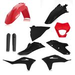 _Full Kit in Plastica Acerbis Gas Gas EC 250/300 21-.. EC 250/350 F 21-.. | 0024633.349-P | Greenland MX_
