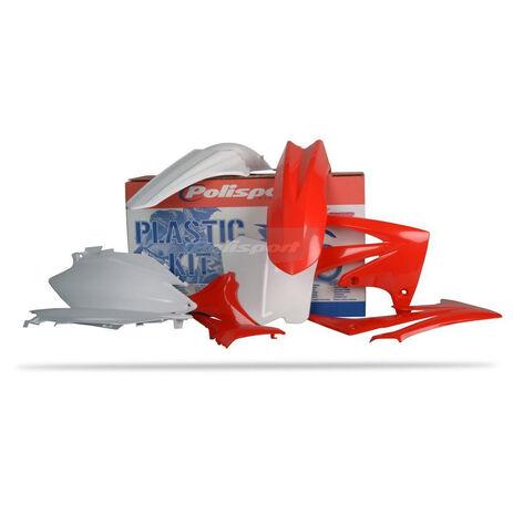 _Kit Plastiche Polisport Honda CRF 250 11-13 CRF 450 10-12 | 90423 | Greenland MX_