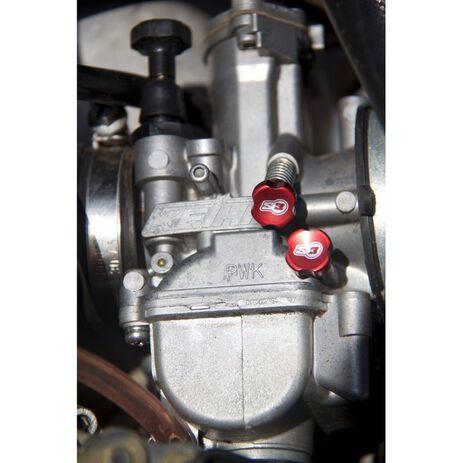 _Kit Viti S3 Regolazione Carburatore Keihin 38 Nero | BL-698-B | Greenland MX_