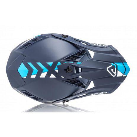 _Casco Acerbis X-Carbon Blu   0023424.040   Greenland MX_