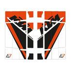 _Kit Adesivi Feritoie Radiatore Blackbird Replica Trophy 2020 KTM SX/SXF 19-.. EXC 20-..   A503R19   Greenland MX_