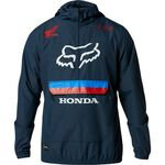 _Giacca Fox Anorak Savage Honda Blue Marino | 25323-007-P | Greenland MX_