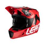 _Casco Leatt Moto 3.5 Rosso | LB1022010180-P | Greenland MX_
