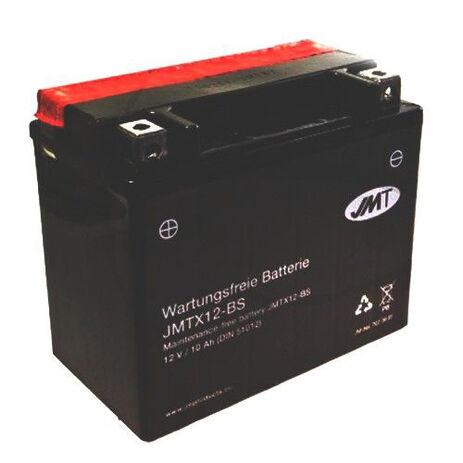 _Batteria Senza Mantuntenzione JMT YTX12-BS | 7073661 | Greenland MX_