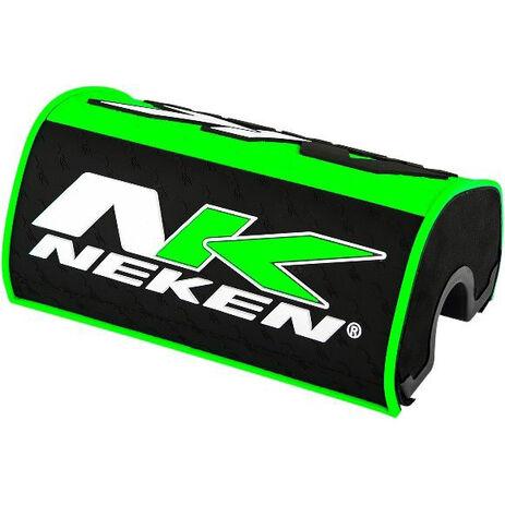_Protezione Manubrio Neken Verde/Nero | 0601-3743 | Greenland MX_