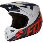 _Casco Fox V1 Sayak Arancione | 19534-009-P | Greenland MX_