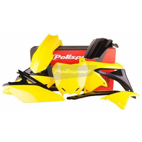 _Kit Plastiche Polisport Suzuki RMZ 250 10-18 OEM 14-16 | 90626 | Greenland MX_
