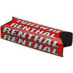_Protezione Manubrio Renthal Fat Bar Team Issue Rosso | P274 | Greenland MX_
