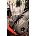 _Protezione Cavo Starter Carbon Fiber KTM SXF 250/350 16- Husqvarna FC 250/350 16-.. | CRPR-CBKT | Greenland MX_