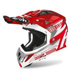 _Casco Airoh Aviator 2.3 Novak Chrome | AV23N55 | Greenland MX_