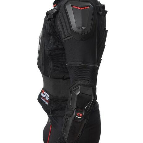 _Giacca Protettiva EVS Comp Suit Nero | CSBKP | Greenland MX_