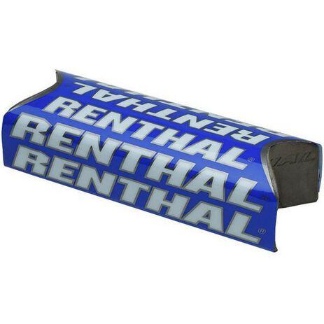 _Protezione Manubrio Renthal Fat Bar Team Issue Blu | P281-P | Greenland MX_