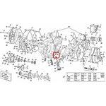 _Albero Motore Hot Rods Yamaha YZ 250 01-02 | 4038 | Greenland MX_