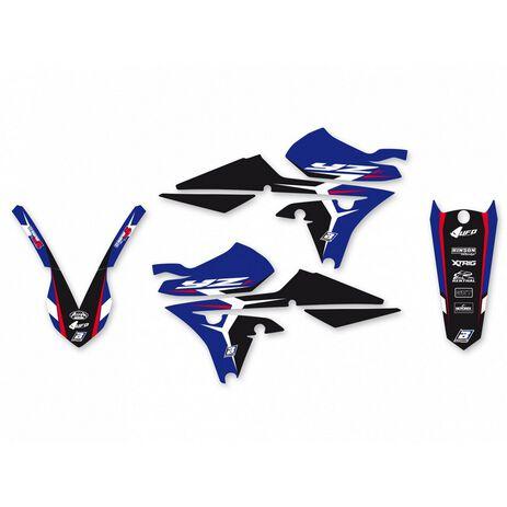 _Kit Adesivi Blackbird Dream 4 Yamaha YZ 250/450 F 14-17 | 2243N | Greenland MX_