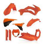 _Full Kit in Plastica Acerbis KTM EXC/EXC-F 14-15 Arancione | 0017204.010-P | Greenland MX_