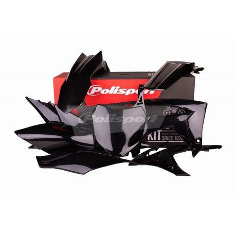 _Kit Plastiche Polisport Honda CRF 250 R 14-17 CRF 450 R 13-16 Nero | 90562 | Greenland MX_