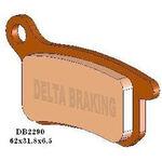 _Pastiglie Freno Anteriore  Delta KTM SX 65 02-.. SX 85 03-11 Posteriore SX 65 09-.. SX 85 03-10 | DB2290 | Greenland MX_