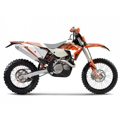 _Copertina Sella Blackbird Dream 4 KTM SX/SXF 07-10 EXC 08-11 | 1518N-P | Greenland MX_