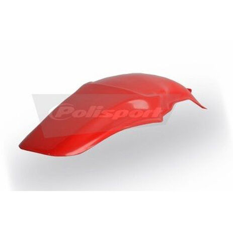 _Parafango Posteriore Polisport Honda CR 125/250 R 02-07 Rosso CR4 | 8560600009 | Greenland MX_
