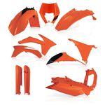 _Full Kit Plastiche Acerbis KTM EXC/EXC-F 12-13 Arancione | 0016234.010-P | Greenland MX_