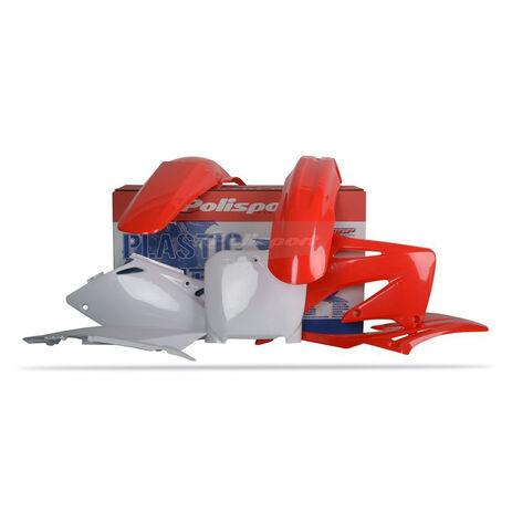 _Kit Plastiche Polisport CRF 450 02-03 | 90085 | Greenland MX_